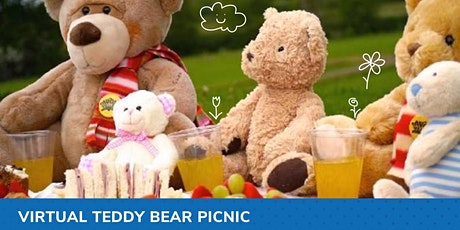 Virtual Teddy Bear Picnic tickets