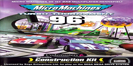Micro Machines Turbo Tournament '96 tickets