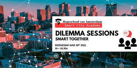 Smart City Dilemma Sessions - Smart Together tickets