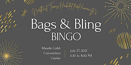 Bags & Bling Bingo 2021 tickets