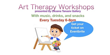 Art Therapy Workshops tickets