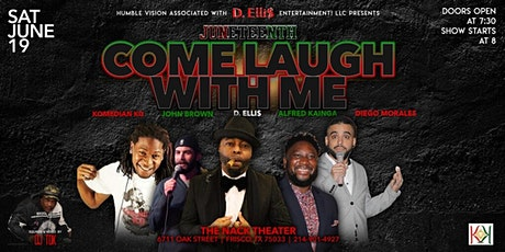 Come Laugh With Me tickets