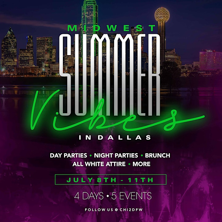 MIDWEST SUMMER VIBES IN DALLAS image