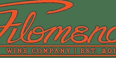 Filomena W.i.n.e Maker Dinner tickets
