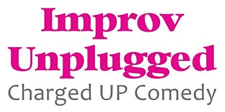 Improv Unplugged tickets