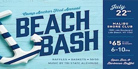 1st Annual BEACH BASH tickets