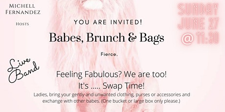Babes, Brunch & Bags tickets