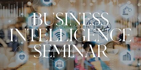 Business Intelligence Seminar tickets