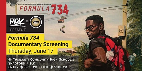 YCS and WMBK Present the Special Screening of Formula 734 tickets