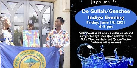 De Gullah/Geechee Indigo Evening tickets
