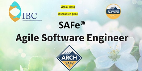 SAFe® Agile Software Engineering 5.0 - Remote class tickets