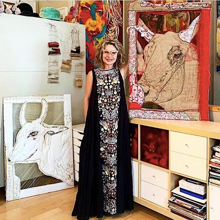 Silvia Yapur: El Hilo de la Vida image