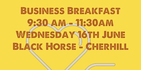 Calne Business Link Breakfast Meeting tickets