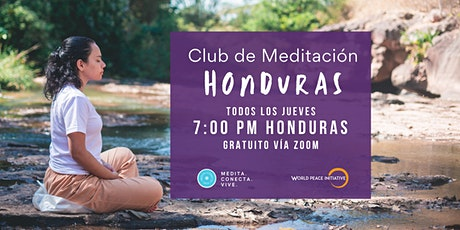 Club de Meditación HONDURAS entradas