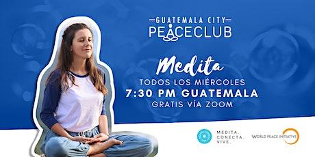 Guatemala Peace Club tickets
