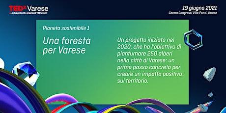 Una foresta per Varese biglietti