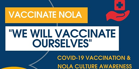 5ifth's Fest & Vaccinate NOLA Event tickets