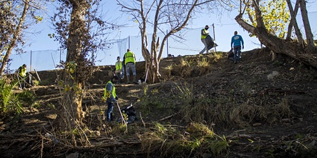 Cleanup Event at the Confluence of Los Gatos Creek tickets