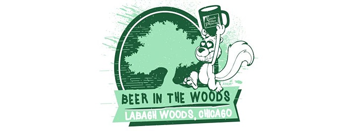 5th Annual Beer in the Woods image