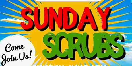 Sunday Scrubs: Volunteering Opportunity in the DMV tickets
