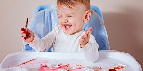 Baby Sensory Art Classes tickets