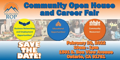 Baldy View ROP Community Open House and Career Fair 2022 tickets