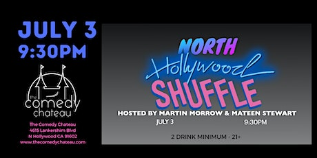 North Hollywood Shuffle Comedy Show tickets