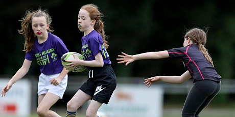 Give It A Try girls rugby tickets