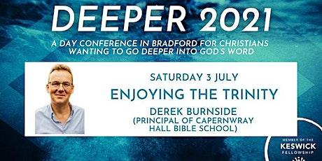 Deeper 2021 tickets