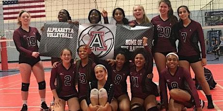 2021 Alpharetta Jr. Volleyball - Raiderettes Tickets