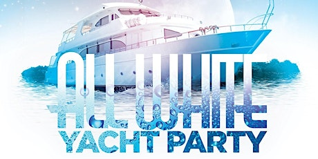 MIAMI NICE 2021 ANNUAL LABOR DAY WEEKEND ALL WHITE YACHT PARTY tickets