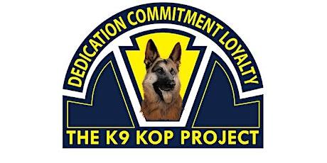 The K9 Kop Project Purse Bingo Fundraiser tickets