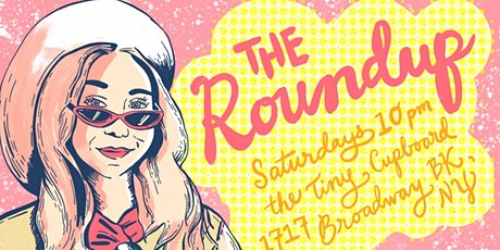 The Roundup, A Comedy Show with The Tiny Cupboard tickets