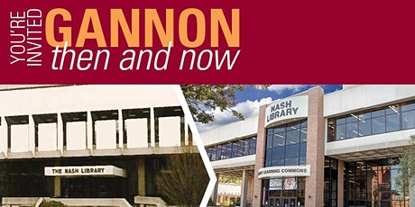 """Gannon University """"Then and Now"""" tickets"""