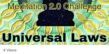 Meditation 2.0 Challenge tickets