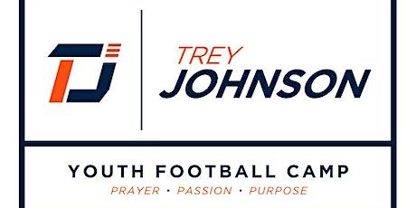 Trey Johnson Youth Football Camp tickets