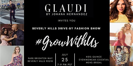 Beverly Hills Drive-By Fashion Show tickets