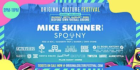 Original Culture Festival tickets