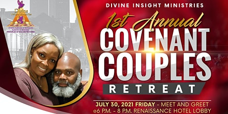Covenant Couples Marriage Retreat 2021 tickets