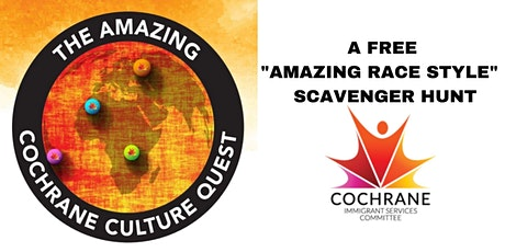 The Amazing Cochrane Culture Quest tickets
