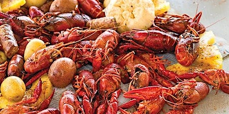 Crawfish boil and Cornhole Competition tickets