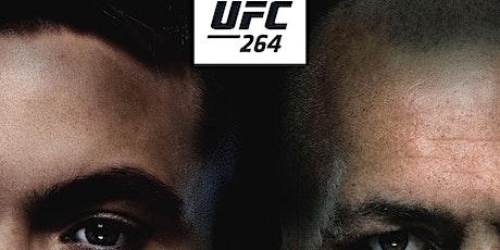 UFC 264, Poirier vs McGregor tickets