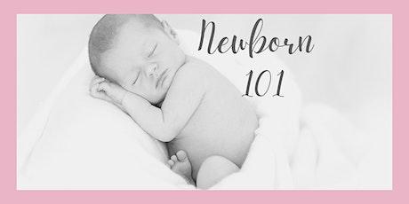 Newborn 101 tickets