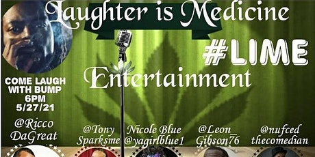 Bump Geesus presents Laughter is Medicine Comedy Tour tickets