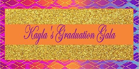 ARABIAN PROM NIGHT - Kayla's Graduation Gala tickets