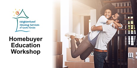 Homebuyer Education Workshop (2-day event) 7/22 & 7/23 (English) tickets