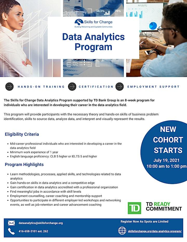 Data Analytics Program image