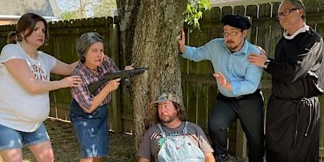 """Bluegrass Mystery Theatre presents """"Death At The Altar"""" tickets"""