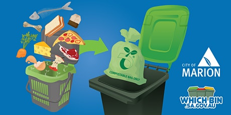 Let's Scrap Food Waste! @ Cove Civic Centre tickets