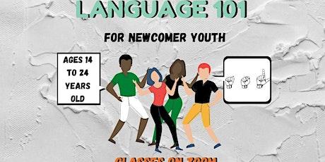 Basic ASL (American Sign Language) tickets